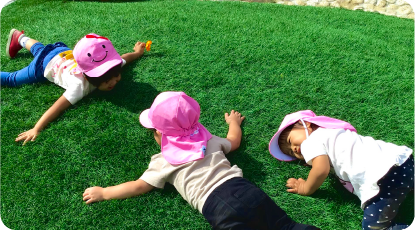 乳児クラス みんなで遊ぼう!